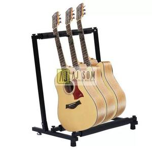 1 suporte estante rack p/3 instrumentos,violão,guitarra..