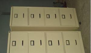 Arquivo pasta suspensa - arquivo de aço 4 gavetas