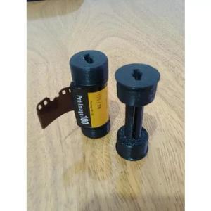 Adaptador filme 35mm para câmeras 120mm frete incluido