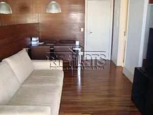 Apartamento · 65m2 · 1 quarto · 1 vaga