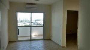 Apartamento aluguel 2 dormitórios 1 suíte, jd aquarius -