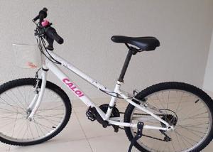 Bicicleta caloi ceci infantil