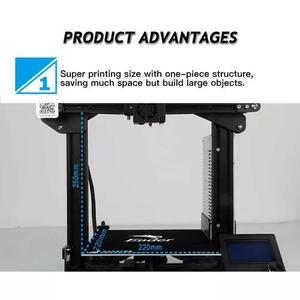 Creality3d ender - 3 v -slot prusa i3 diy impressora 3d esto