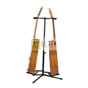 Estante,suporte,rack para 2 instrumentos cordas-importado m