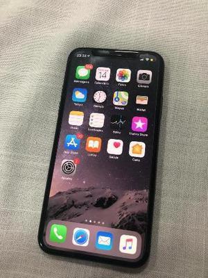 Iphone x 64gb preto - semi novo