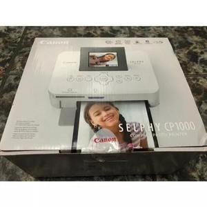 Impressora de fotos canon cp1000