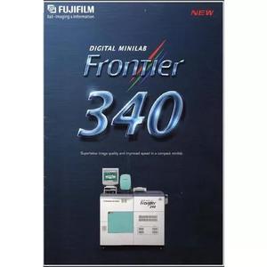 Impressora minilab digital 340 frontier fujifilm química