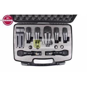 Kit de microfones p/percussão,bateria-rmv,pearl,dw drum