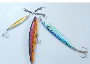 Kit iscas de pesca 2030