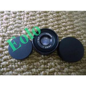 Lente Prinz 50mm. F 3,5 Para Ampliador * Laboratório Leica