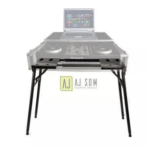 Mesa dobrável para teclado,piano,notebook,controladora,case