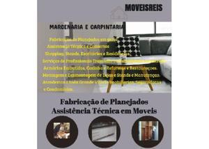 Moveisreis - moveis planejados e assistência técnica.