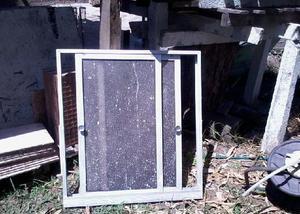 Porta correr aluminio e janela aluminio