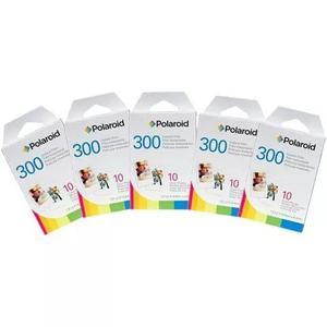 Polaroid 300 instante filme para pic300 série câmeras (10