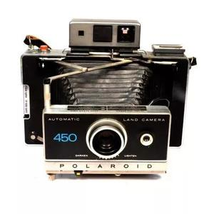 Polaroid 450 - vintage - unica no ml