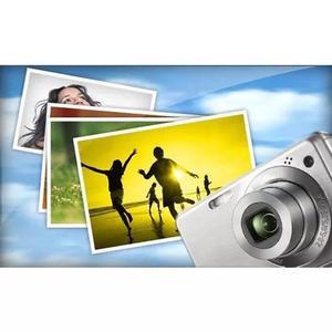 Revelação de fotos digitais 12 fotos 10x15