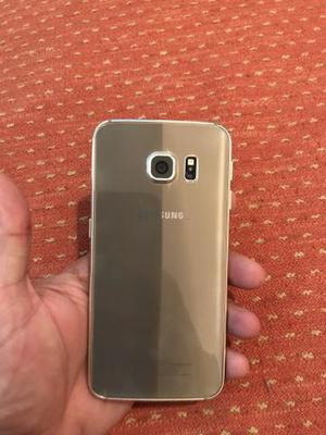 Samsung s6 dourado com 32gb