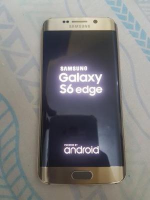 Samsung s6 edge dourado
