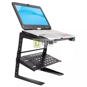 Suporte apoio de mesa p/notebook,controladora,mixer,cdj