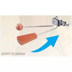 Suporte,clamp metálico para queixada,alta qualidade