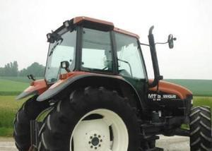 Tracteur new holland m 115, 1997