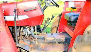 Trator massey ferguson 275 advanced - 4x4 ano 2005