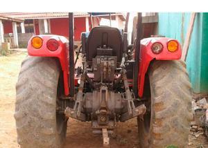 Trator massey ferguson 4275 4x4 (único dono!)