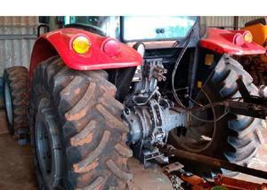 Trator massey ferguson 4283 4x4 (motor novo!)