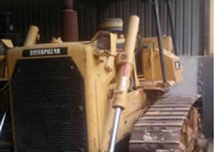 Trator de esteira caterpillar d6d