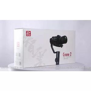 Zhiyun crane 2 gimbal p/ até 3.2kg c/recibo