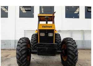 Trator valtra 128 4x4 ano 1995 4x4 traçado
