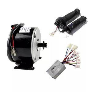 250w 24v elétrico motor escovado velocidade controlador do