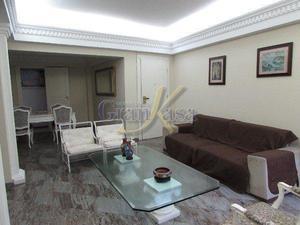 Apartamento · 160m2 · 3 quartos · 1 vaga