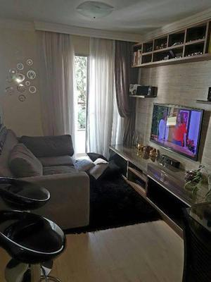 Apartamento · 48m2 · 2 quartos · 1 vaga