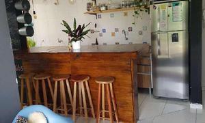 Apartamento com 2 quartos à venda, 49 m² por r$ 200.000