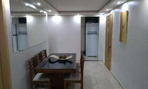 Apartamento com 2 quartos à venda, 50 m² por r$ 215.000
