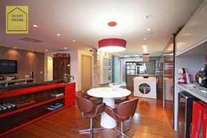 Apartamento com 4 quartos à venda, 185 m² por r$ 1.800.000