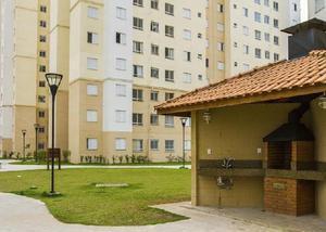 Apartamento único guarulhos próx dutra, shop inter 210mil