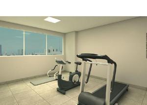 Apartamento|58m²|3 Quartos|Suite|Área de Lazer Compelta