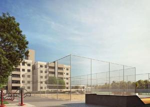 Apartamentos com 2 dormitórios em itajaísc.
