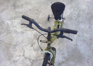 Bicicleta caloi aro 16 personalizada ben 10 para criança