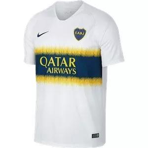 Camisa boca juniors away 2018 2019 torcedor (m) 333a2eed5f5c6