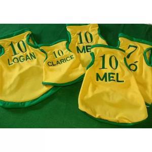 Camisa para cachorro_seleção brasileira