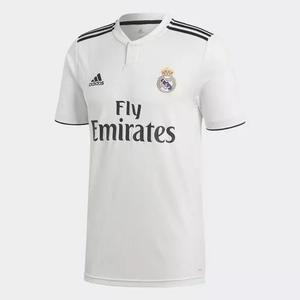Camisa real madrid home 2018 2019 torcedor (personalizada m) 734d091a3a1de