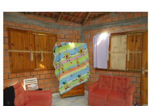 Chácara c área de 3.000 m2 + casa c 90 m2 – loc. boa