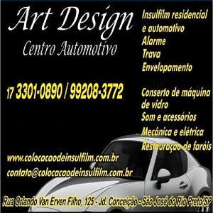 Envelopamento Automotivo Art Design
