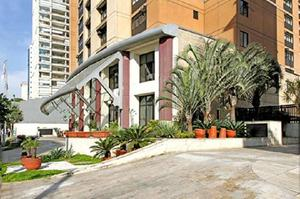 Flat com 1 quarto à venda, 26 m² por r$ 200.000