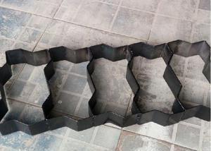 Forma para paver 16 faces, bloquete de calçada
