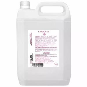 Gel condutor incolor 5 kg ultrassom fisioterapia carbogel