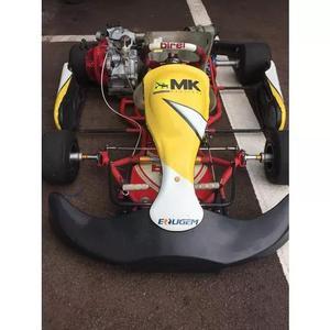 Kart birel 2012 com motor honda 21 hp.